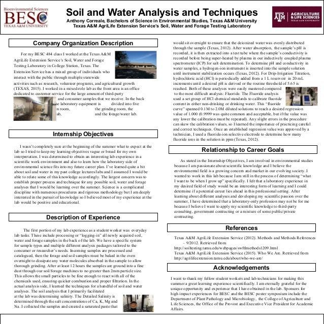 anthony correale lab internship poster, Presentation templates