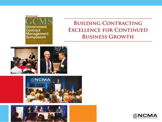 Accounting for Contract Managers:  The True Love Language of  Contracts  Breakout Session # C05  Robert E. Jones, CFCM, CC...