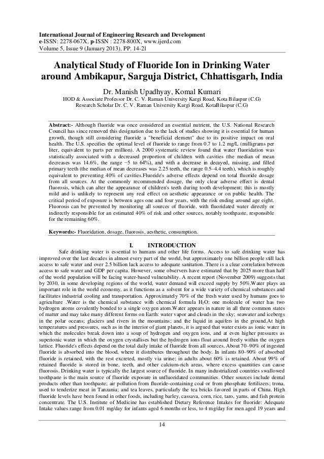 International Journal of Engineering Research and Developmente-ISSN: 2278-067X, p-ISSN : 2278-800X, www.ijerd.comVolume 5,...