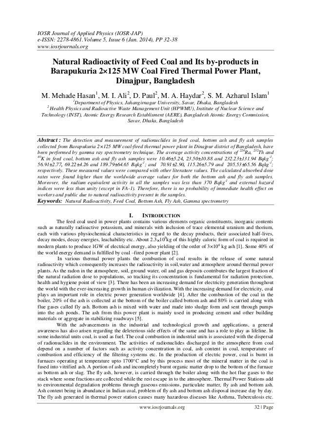 IOSR Journal of Applied Physics (IOSR-JAP) e-ISSN: 2278-4861.Volume 5, Issue 6 (Jan. 2014), PP 32-38 www.iosrjournals.org ...
