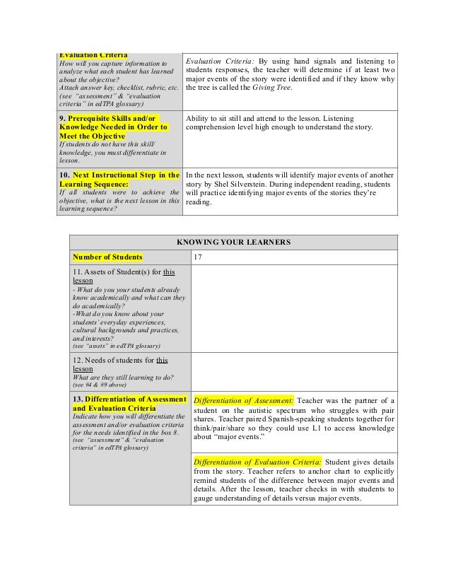 Eed lesson plan template pronofoot35fo Image collections