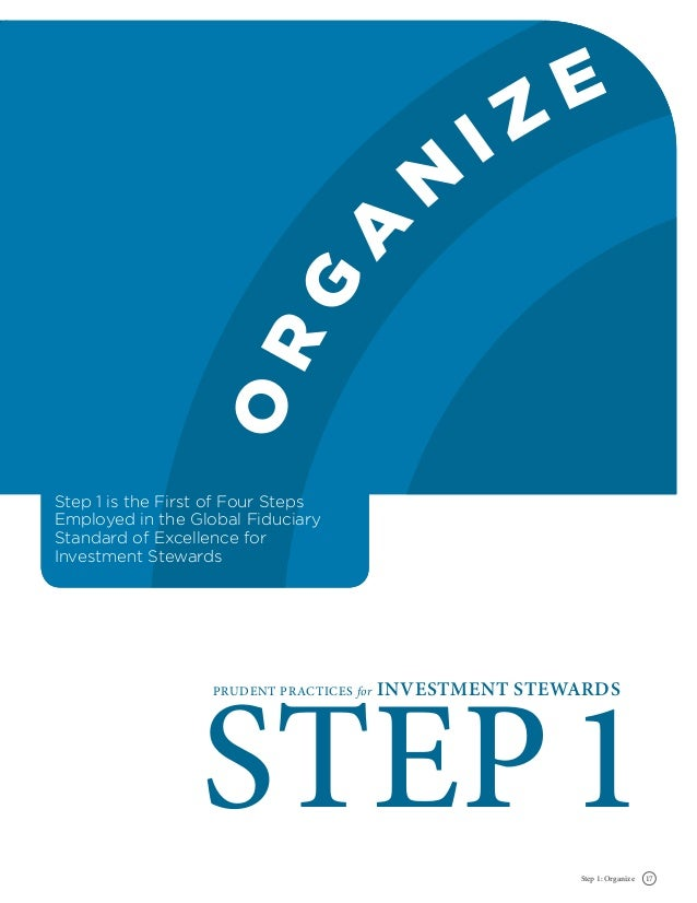 prudent practices of investment stewards handbook