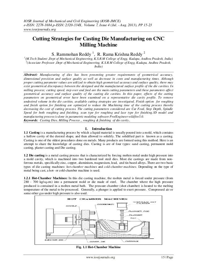 IOSR Journal of Mechanical and Civil Engineering (IOSR-JMCE) e-ISSN: 2278-1684,p-ISSN: 2320-334X, Volume 7, Issue 4 (Jul. ...