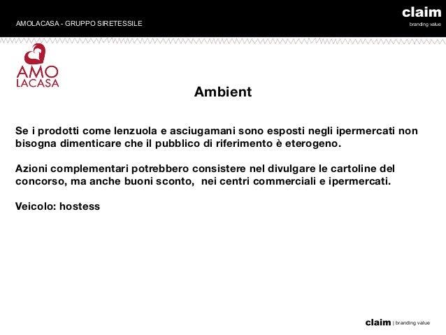 Amolacasa for Krea arredamenti bologna