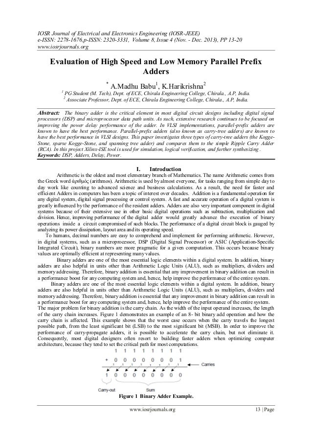 IOSR Journal of Electrical and Electronics Engineering (IOSR-JEEE) e-ISSN: 2278-1676,p-ISSN: 2320-3331, Volume 8, Issue 4 ...