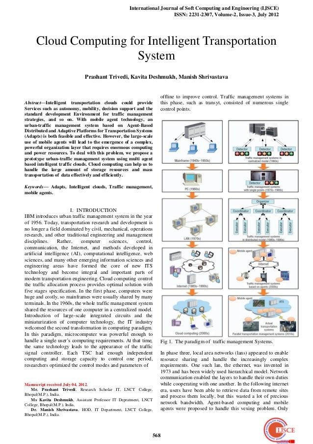 International Journal of Soft Computing and Engineering (IJSCE)                                                           ...