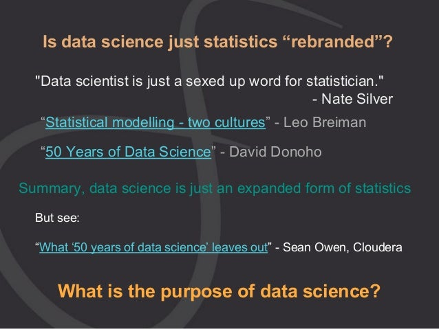 Making An Impact With Data Science