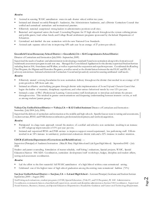 paraprofessional resume samples