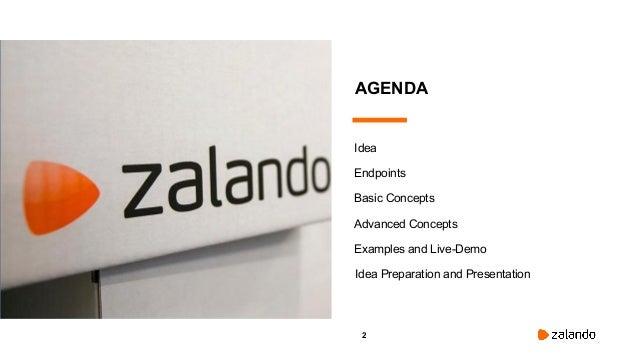 Zalando Shop Public API Slide 2