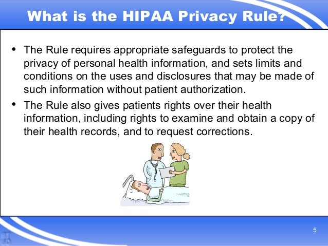 Processing Hipaa Privacy Forms 2014 Sample