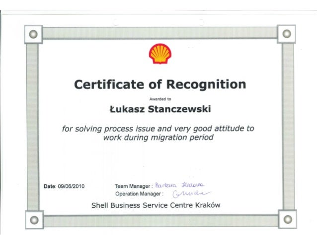 special recognition award 1