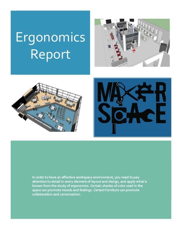 ergonomics report Ergonomics for the classroom  • 60% of orthopedics report seeing children with  • it was proposed that full -scale ergonomics.