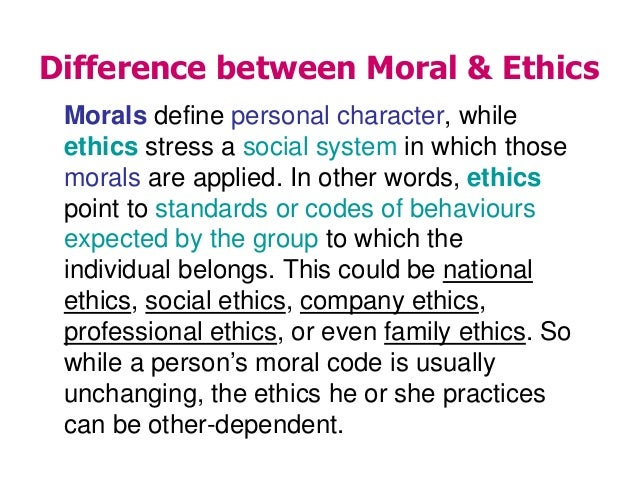 differences between personal and social morality Women and men, morality and ethics men, morality  the crucible of social develop-  differences between men and women,.