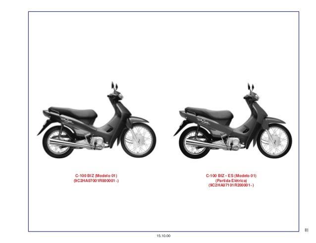 Manual Moto C100 biz
