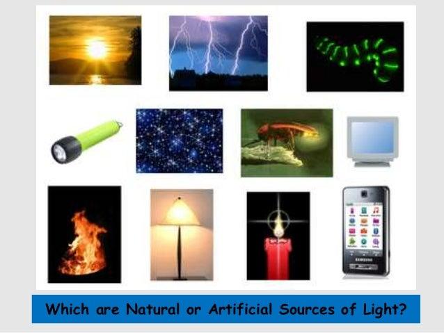 Natural Lights Sources