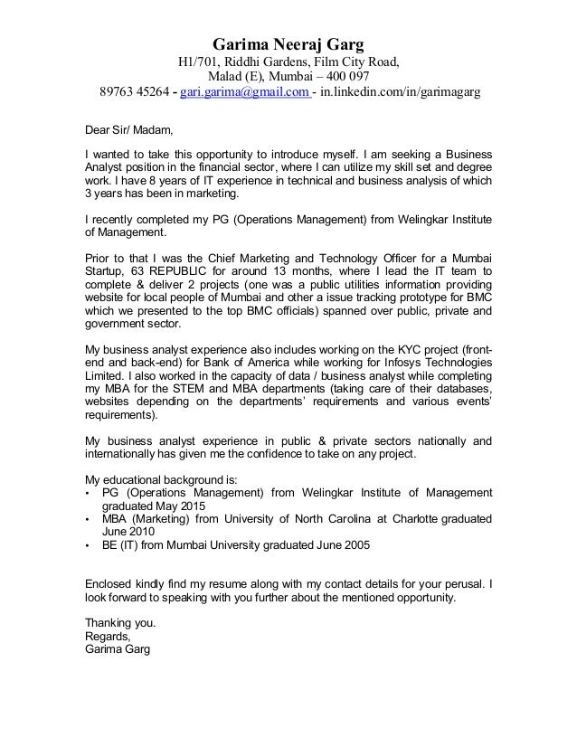 stem cover letter - Oyu.armanmarine.co