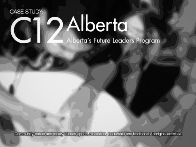 C12 Alberta - Alberta's Future Leaders Program