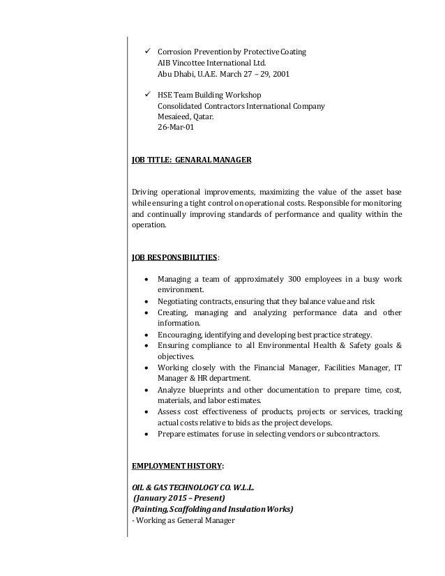 Niedlich Es Manager Lebenslauf Docx Bilder - Entry Level Resume ...