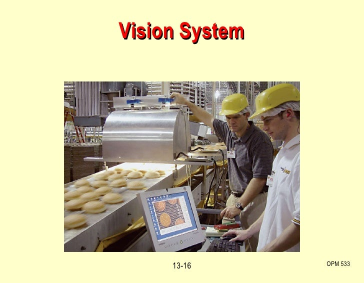 Vision System OPM 533 13-