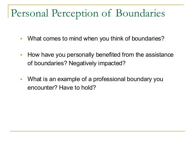 professional boundary Events browse by branch/location  new south wales  healthy boundaries and professional identities in community services  healthy boundaries and professional.