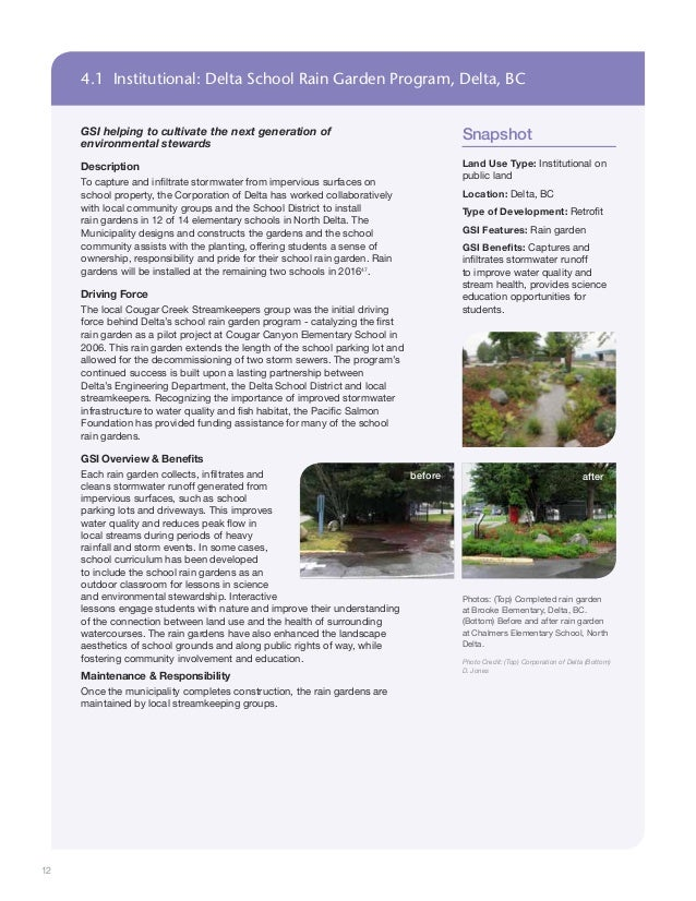 Case study report green mountain