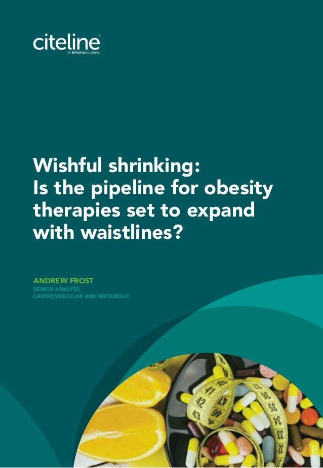 Is the pipeline for obesity therapies set to expand with