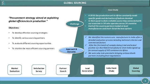 effective global strategic sourcing case study seagate It then undertakes an illustrative case study of the export hub in the state of penang in malaysia forging operational links between multinational enterprises, which set up assembly plants in penang, and local firms was an integral part of the export-led development strategy of the state.