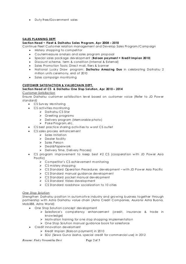 Resume Finky Apr'15 Slide 2