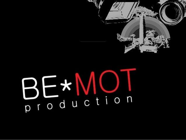  Société de production audiovisuelle  Cinéma, TV, vidéo podcast  Pôle de jeunes professionnels image/son  Equipes mixt...