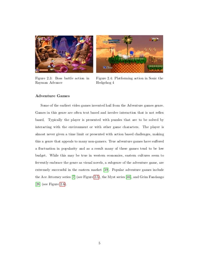 thesis game design This doctoral thesis is the result of a phd project lasting from 2008 to 2012   learning and the idea of mapping game design patterns onto educational  patterns.