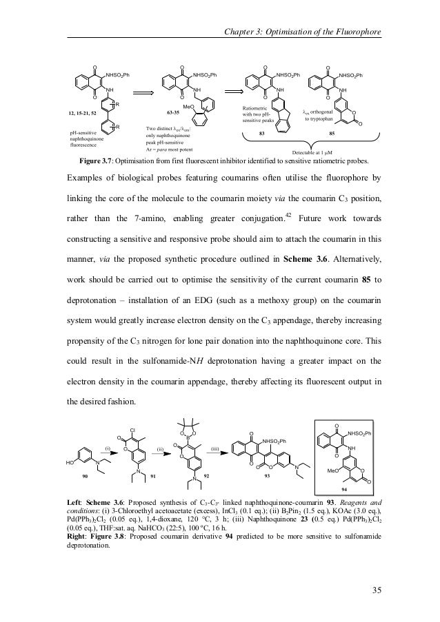 thesis on coumarins The studies disclosed in the body of this thesis were focused on the preparation of coumarin derivatives from aryl propiolates using gold(i)-catalysed intramolecular hydroarylation reactions (imha) chapter one focuses on the currently available synthetic methods for the preparation of coumarins.
