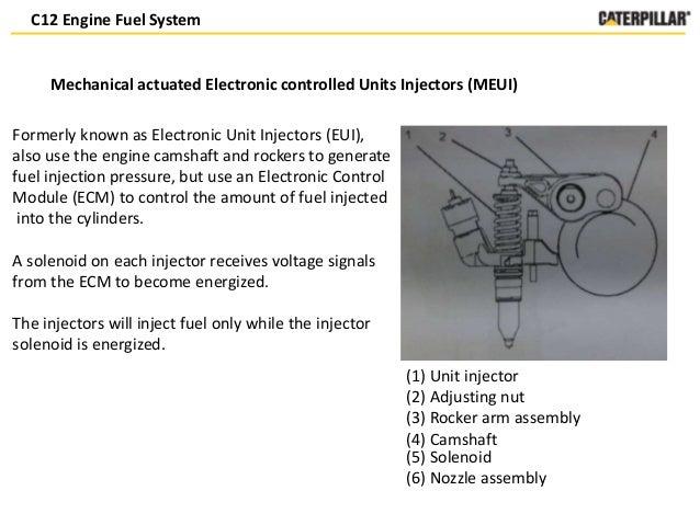 C Vs Caterpillar Engines