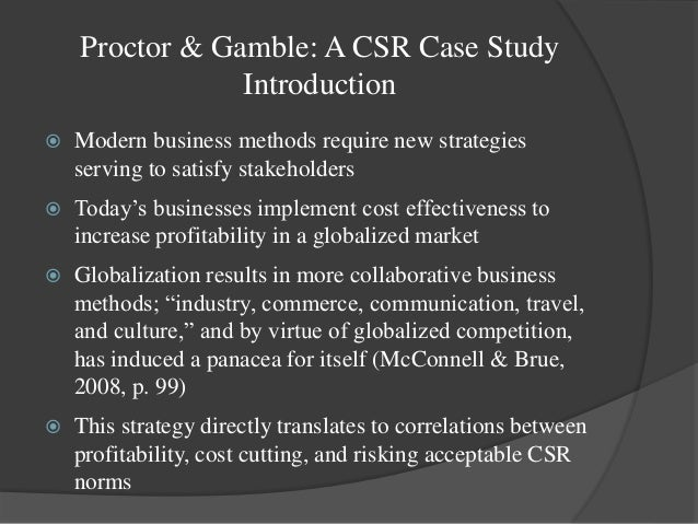culture of proctor and gamble Welcome to the procter & gamble professional webinar series here you'll learn  all  creating a culture of clean for food service employees creating a.