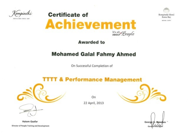 Performance Management Evaluator