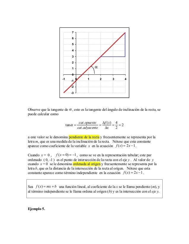 función constante