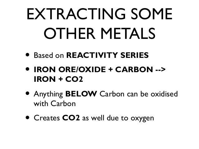 C1 revision (Chemistry unit 1)