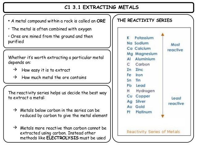 Chemistry 1 revision cards 10 urtaz Images