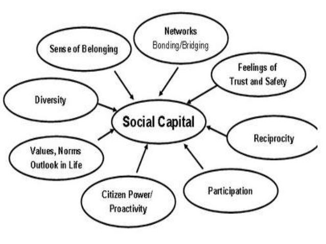 examining the impact of social capital Theeffectsof'socialexpectation'onthe development of civil  explanation for the impact of 'social  of social capital (jacobs.