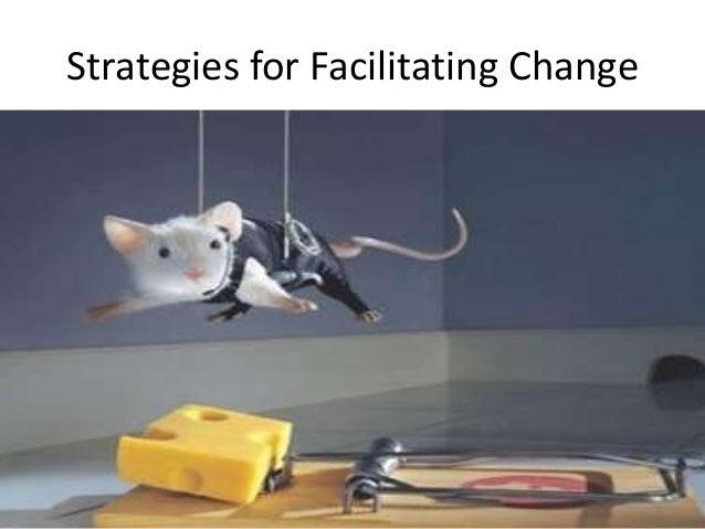 Strategies for Facilitating Change