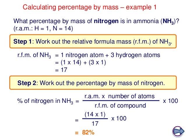 C2.3.3 quantitative chemistry