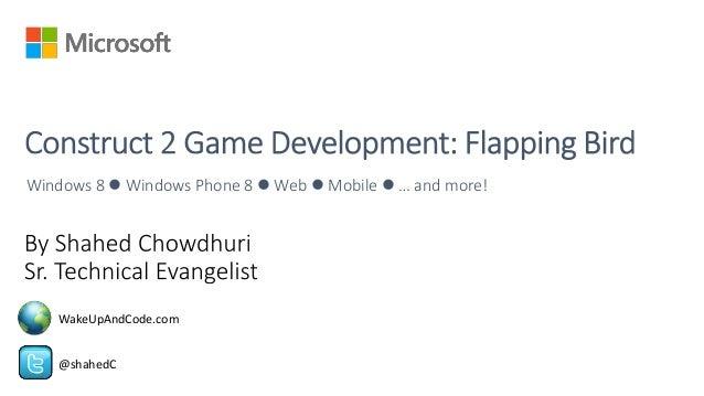 Windows 8  Windows Phone 8  Web  Mobile  … and more! @shahedC WakeUpAndCode.com