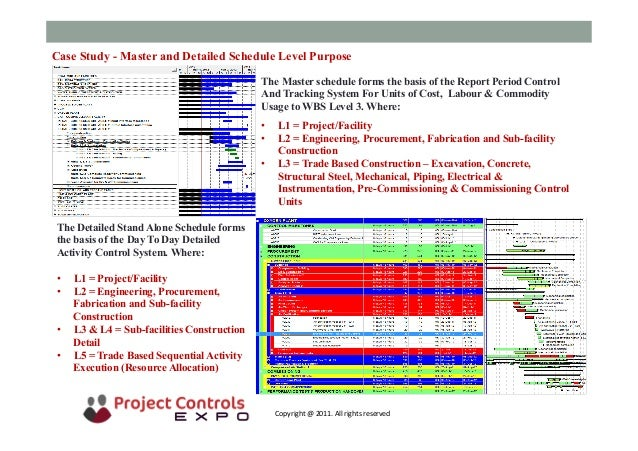 Project Controls Expo 31st Oct 2012 Extending Earned