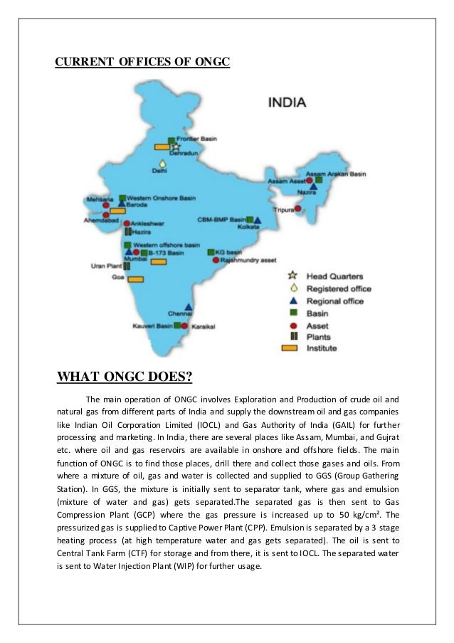 final report of ongc Despite ongc`s persistent claims of achieving self sufficiency in oil by the  a  report from features editor inderjit badhwar assisted by shekhar kumar jha:  in  fact india, after the last few years of heady optimism in this area,.