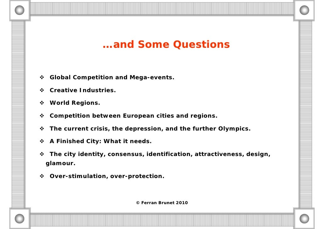 events impacts and legacies The definition of mega-events and their impacts and legacies - other bibliographies - in harvard style  the definition of mega-events and their impacts and legacies.