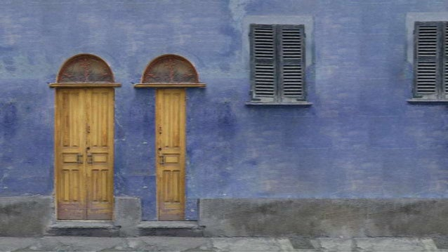 Zomaar een dak boven wat hoofden deur die naar stilte openstaat. Muren van huid, ramen als ogen speurend naar hoop en dage...