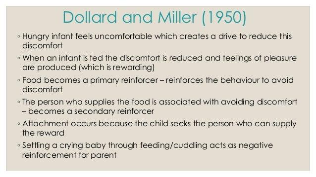 dollard and miller 1950