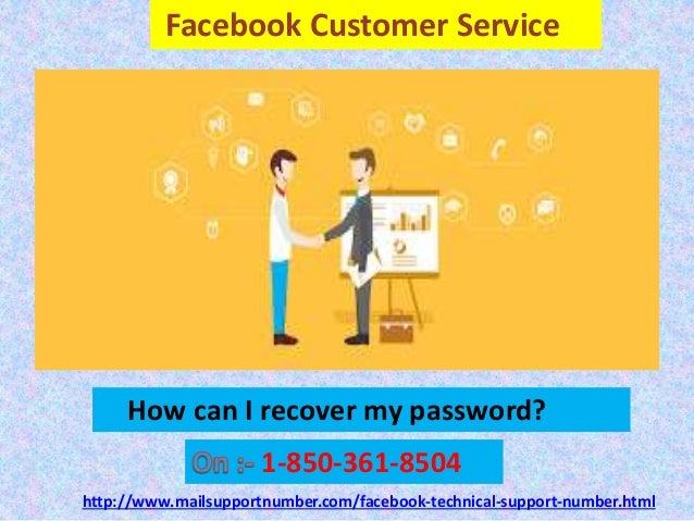 Three commandments while availing the Facebook customer service 1-850…