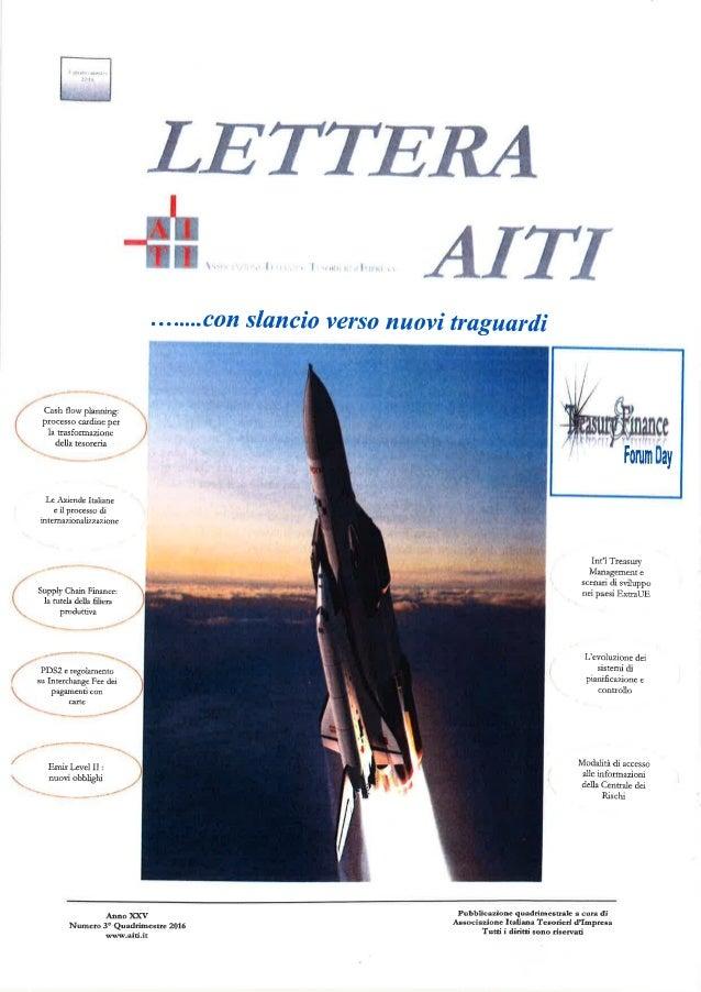 AITI_Newsletter_3°quadrimestre2016_Attività Delegazione Lazio e Centro-Sud_NBoscariol