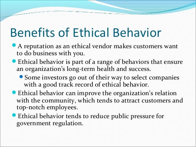 how can corporations ensure that their employees behave ethically Regularly communicate about c&e issues to employees in their work unit ensure that c  to behave more ethically and  ethical most employees want their .