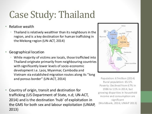 Human Trafficking in Thailand Case Study by haylee ...